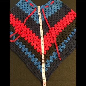 Hand Crafted Jackets & Coats - Handcrafted Poncho
